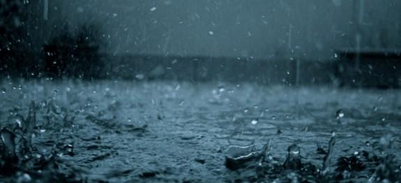 C'è chi aspetta la pioggia per non piangere dasolo